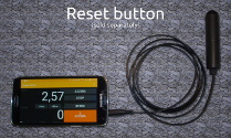 Tripmaster reset button